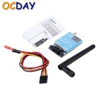 1 pz OCDAY FPV 5.8G 40CH TX1000 1000 MW 7-26 V Wireless Trasmettitore AV Immagine