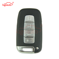 Sportage Smart key 4 button 434Mhz 95440 3W000 for Kia Hyundai i30 ix35 Sonata Elantra Santa Fe keyless remote kigoauto