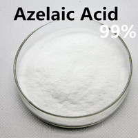 99% Azelaic Acid Cosmetics Skin Care Ingrediant Acid Spices Beauty Salon 50grams
