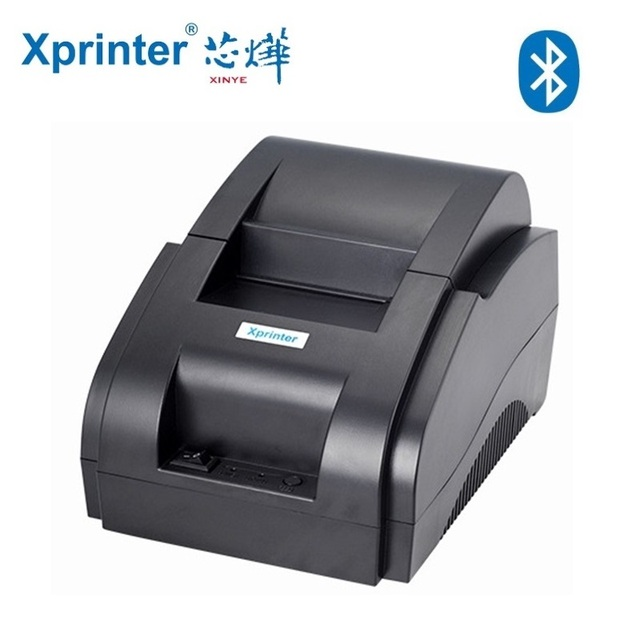 Xprinter 58 Bluetooth Drucker USB + Bluetooth Thermische Kleine ...