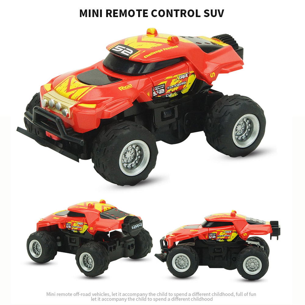 Create Toys Shenqiwei 8024 4CH 40Mhz 1 58 High Speed Electric Off road Mini RC Car