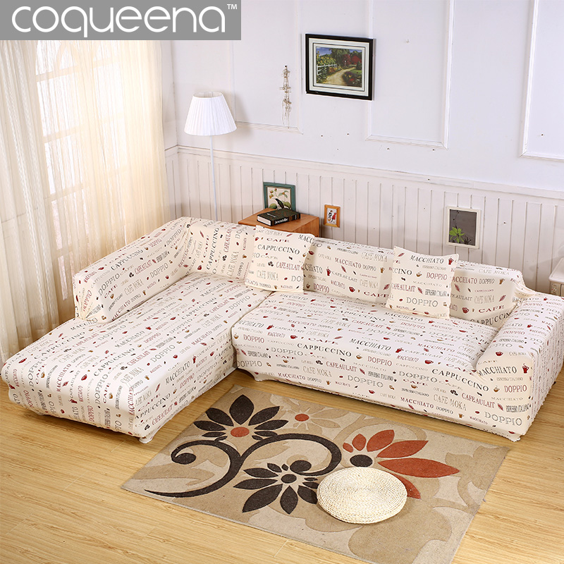 Fine Us 31 28 8 Off 2 Pieces Covers For Corner Sofa Universal Stretch Elastic Sectional Slipcovers Chaise Sofa L Shaped Sofa Covers Sc029 In Sofa Cover Pabps2019 Chair Design Images Pabps2019Com