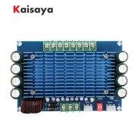 XH M180 luxury 50W x 4 TDA7850 car four channel DC 12V high power audio amplifier board G1 011