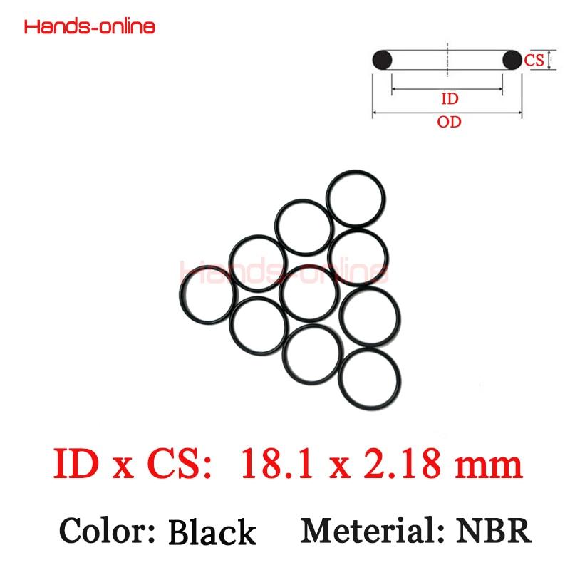 35 x 5mm Nitrile 70 O/'Ring 10x