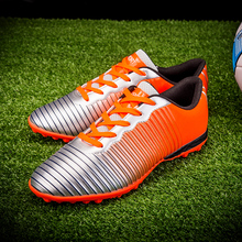 Indoor Superfly Breathable Chuteira Futebol High Quality Cheap Men Soccer Shoes Superfly Original TF Kids Football Shoes