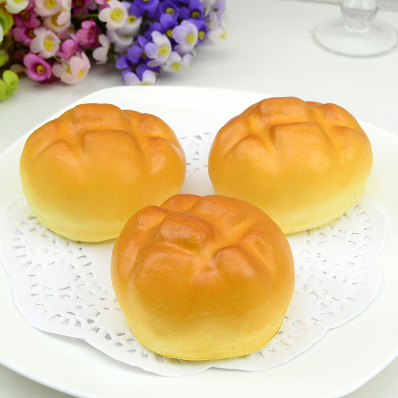 050 Imitation fake pineapple bread PU cake dessert sweet food model in Artificial Foods Vegetables from Home Garden