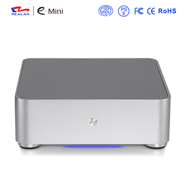 где купить Realan HTPC Case with latest design, Commercial PC Case Desktop дешево