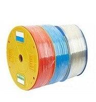 Free Shipping 90M 10mm OD x 6.5mm ID PU Polyurethane Tube Pipe Hose pneumatic hoses