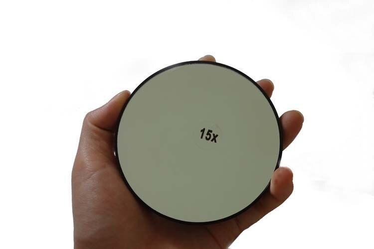 Spiegel Met Zuignap : Vergrootglas spiegel zuignap make compact cosmetische