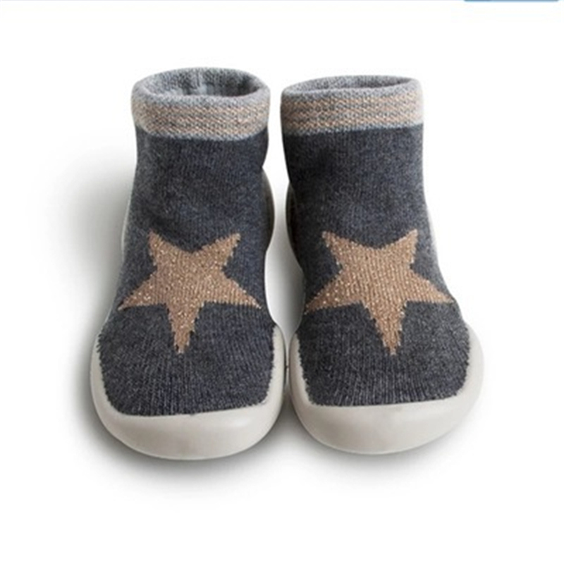 Joyo roy Kinder rutschfeste Boden Schuhe 0-2 Jungen Mädchen Baby - Babyschuhe - Foto 1