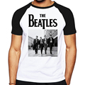 Homens da moda t-shirt drake clothing the beatles geek man t shirt do verão de algodão marca masculina camiseta para homens
