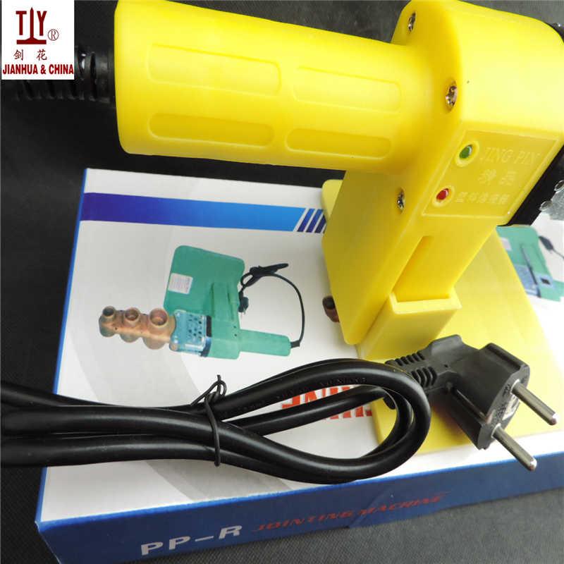 Productos de patente nacional china, conjunto de 20-32mm 220V/110V 600W, soldadores de tubos de plástico, herramienta de soldadura de tubería ppr, soldador térmico de pvc