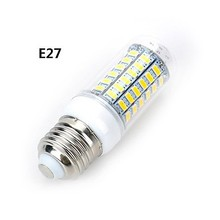 HRSOD E14/GU10/G9/B22/E26/E27 15 W 69 SMD 5730 1500 LM Warm White/Cool White Corn Bulbs (110V/220V)