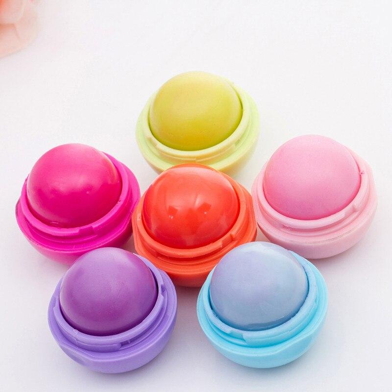nouveau maquillage ronde bonbons couleur hydratant baume vgtal naturel sphre brillant lvres rouge lvres - Baume Lvre Color