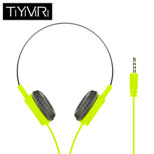 Wired Headphone Over Ear Mini Stereo Music Sport For Huawei Mobile Phone Sports Bass Earphone