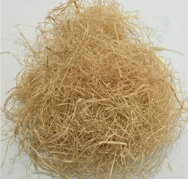 01 Package supplies Natural silk and hemp Raffia filler wire paper gift box packaging fruit ceramic