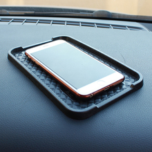 Car Ornament Universal Dashboard Sticky Pad Automobiles Non-Slip Mat Holder Automotive Anti Slip Cushion For Phone GPS Key Coins