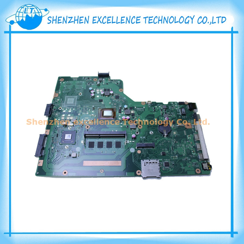 60 n50mb1b00 Original For ASUS X55VDR X55VD font b motherboard b font with I3 2350 CPU