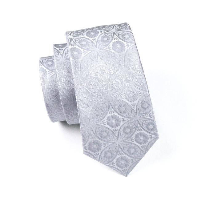 Men's 100% Silk Necktie – Several Patterns And Colors Available