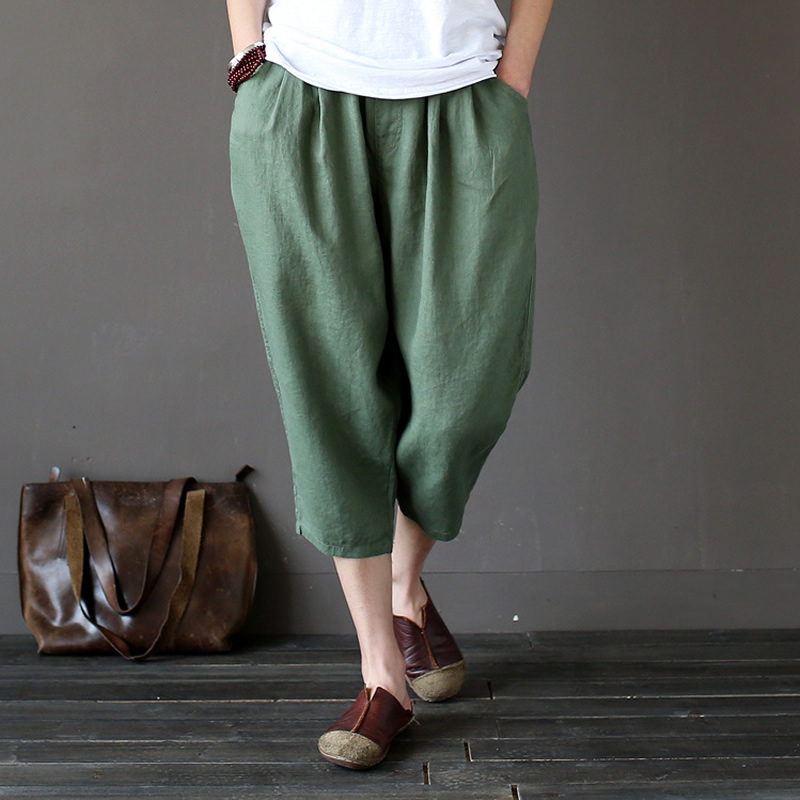 Online Get Cheap Colored Linen Pants -Aliexpress.com | Alibaba Group