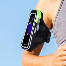 Waterproof Universal Brassard Running Gym Sport Armband Case Mobile Phone Arm Band Bag Holder for iPhone 7 6s Smartphone on Hand comfy sport band workout armband adjustable neoprene velcro strap black for nokia latest smartphone retractable car charger
