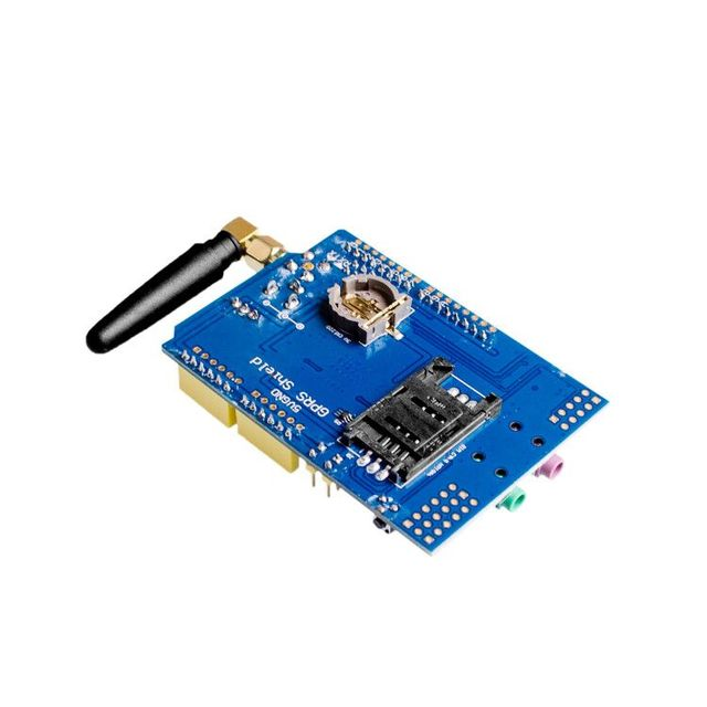 SIM900 GPRS and GSM Shield for Arduino UNO and MEGA