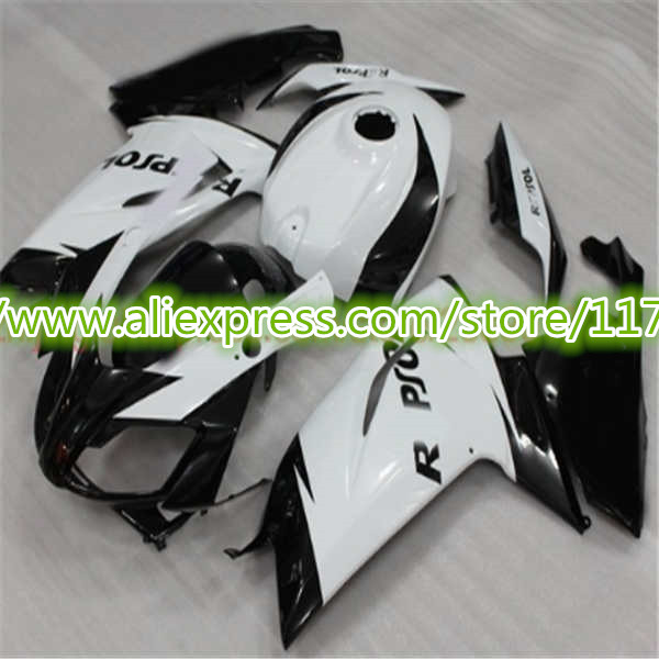 Bo Injection For Aprilia RS 125 RS125 06 07 08 09 10 11 White Black RS4