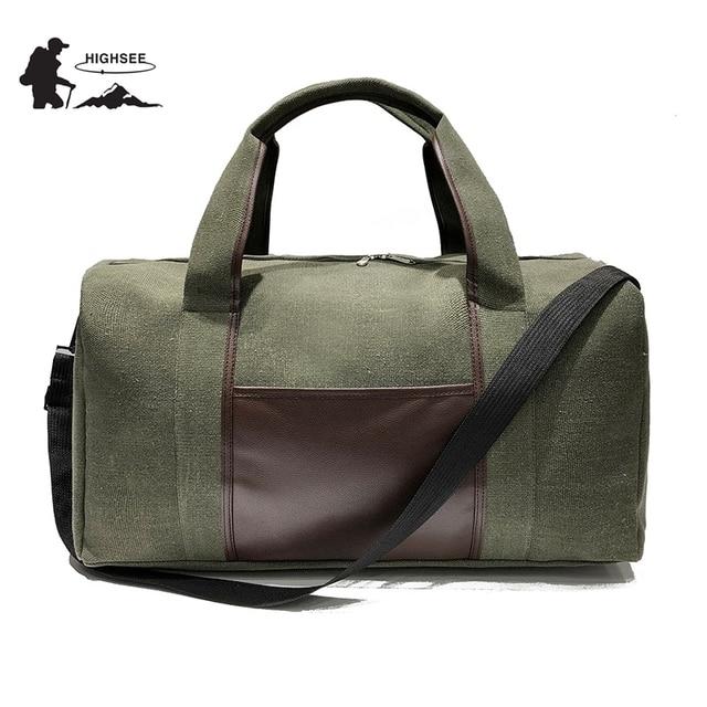 ... HIGHSEE Travel Sport Bag Men For Gym Sports Bags Men Yoga Fitness Bags  Women Sac De  Travel Duffel Backpacks ... da2024af2e635
