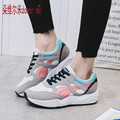 New 2017 Women Casual Shoes Breathable Women's Autumn Outdoor Trainers Sport Shoes Fashion Women Walking Flats Zapatillas Mujer