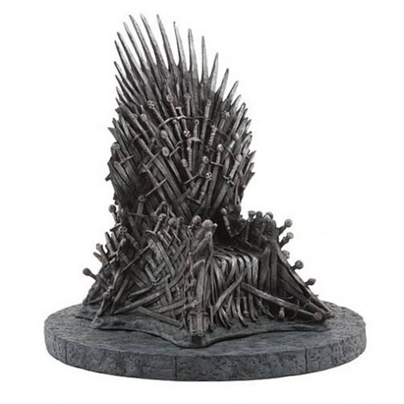 17cm The Iron Throne 2018 Game Of Thrones A Song Of Ice And Fire Figures Action & Toy Figures One Piece Action Figure17cm The Iron Throne 2018 Game Of Thrones A Song Of Ice And Fire Figures Action & Toy Figures One Piece Action Figure