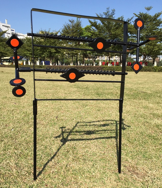 Airguni laskevõistluse sihtmärk / ka Airsofti Paintballile / - Laskmine - Foto 5