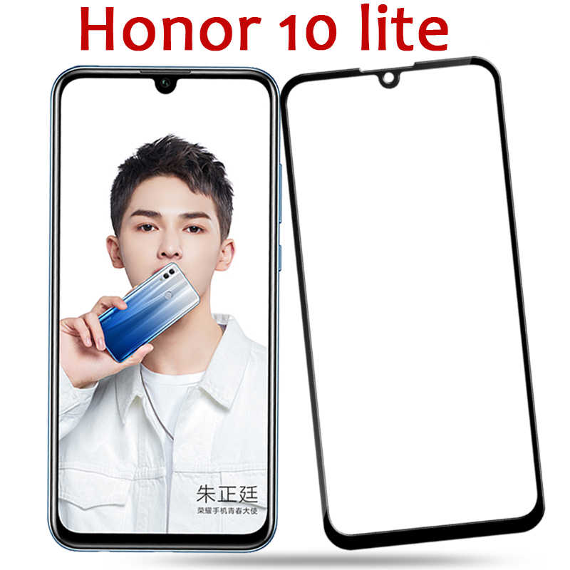 Cam honor 10 Koruyucu Cam Için Huawei honor 10 lite honor 10 ışık onur 10 Temperli Cam Ekran Koruyucu film Orijinal