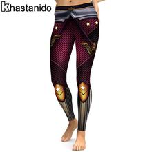 Gothic Fitness Legging High Waist 3d Printed Workout Leggings Push Up Spandex Pencil Pants Women Punk Rock Leggins Trousers
