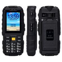 Power Bank мобильный телефон suppu X6000 1.77 дюймов небольшой размер GSM телефон 4400 мАч большая батарея Dual SIM XP3600 XP3300