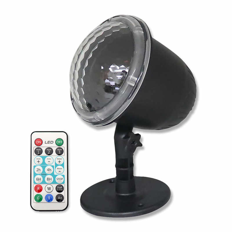 LED Projection Light Christmas Waterproof Projector Lamp for Garden Decorations WWO66