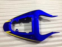 Injection Rear Tail+seat cowl Fits for GSXR600 750 01 02 03 GSXR 600 GSXR750 K1 2003 2001 2002 Blue Fairings set PM66