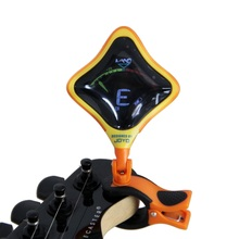 JOYO JT-02 Chargeable Electric & Acoustic Guitar Tuner / Folk Guitar Tuner / Guitar Accessories