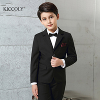 Children Suit Baby Boys Suits For Weddings Kids Blazer Boys Formal Prom Suit Boys Clothes 5