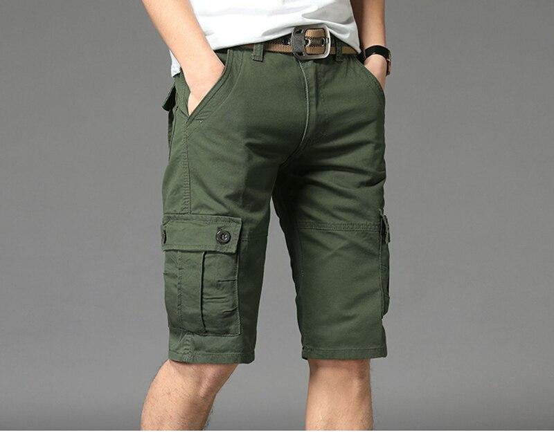 Uomini Camo Sport Pantaloni cargo pant casual bermuda shorts corto Shorts Pants