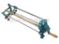 Folia papierowa maszyna do cięcia winylu Slitter wytłaczanie na gorąco rolka ręczna maszyna do cięcia