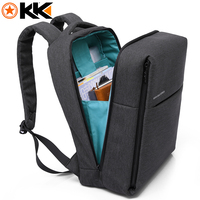 KAKA Fashion College Men Backpack Waterproof Oxford Large Capacity 15 6 Inch Laptop Backpack School Bags