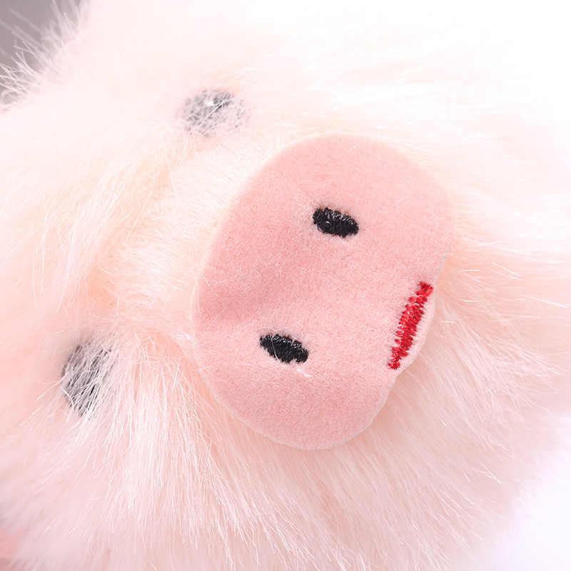 Homens quentes Populares pele de Porco Bonito pingente Cadeia de Alta Qualidade Chave de Negócios Acessórios Vintage New Mulheres Best gift Jóias K2060