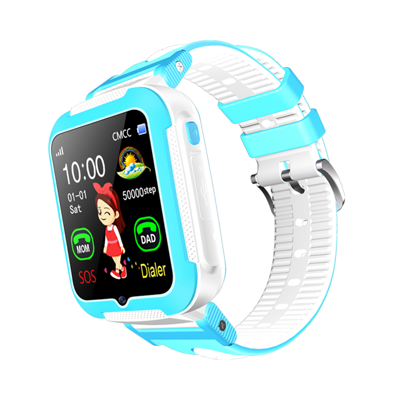 High Quality Smart Bracelet for Children GPS Positioning Tracking Kids Camera Message Reminder Cool Smartwatch Gifts Boys Girls fashion children smart bracelet alarm reminder date agps camera wrist smart band waterproof best smart clock gift for boys girls