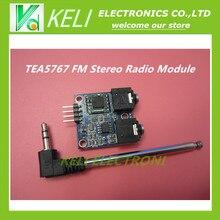 Бесплатная доставка 1 ШТ. TEA5767 FM Стерео Радио Модуль для Arduino 76-108 МГЦ С Бесплатным Кабеля Антенны