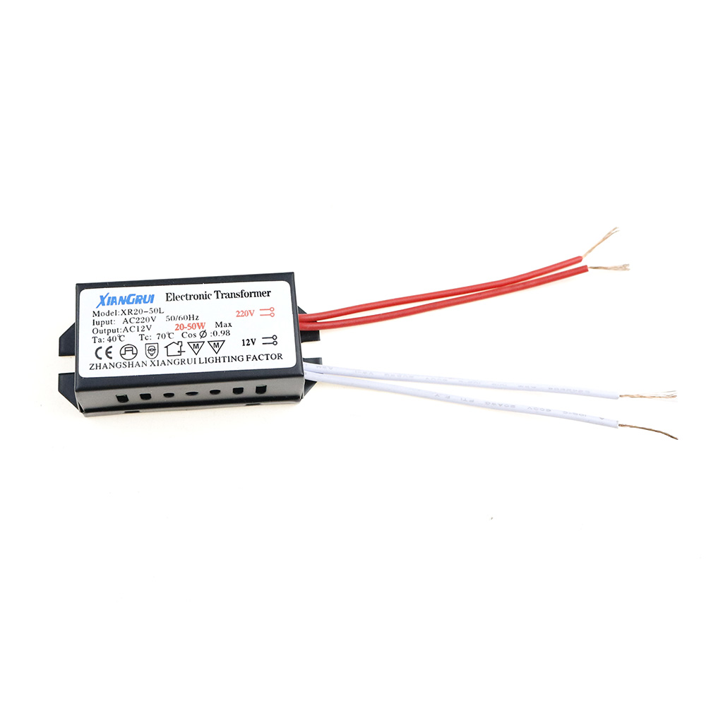 electronic transformer ac220v to 12v 20 50wshort circuit