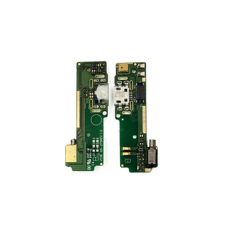 New Micro Charging Dock Connector Board For Sony Xperia XA F3111 F3112 F3113 USB Charger Port Flex Cable Repair Parts