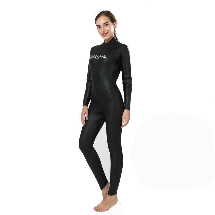 REALON Неопренов костюм за жени 3мм CR - Спортно облекло и аксесоари - Снимка 1