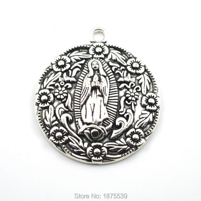 2016 virgen de guadalupe medals big round guadalupe pendant in 2016 virgen de guadalupe medals big round guadalupe pendant mozeypictures Choice Image