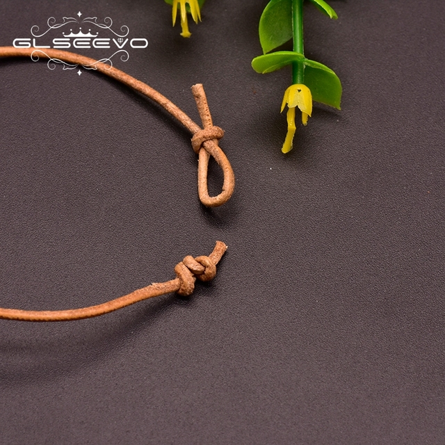 Фото glseevo настоящий жемчужный белый кожаный браслет для женщин