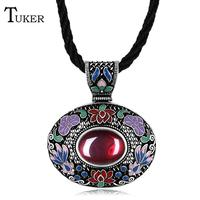 N011 B 2015 Latest National Style Necklace For Women